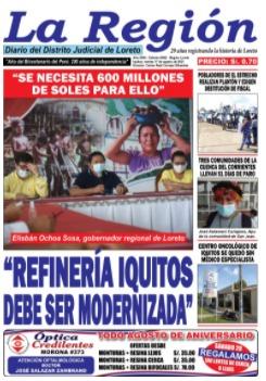 Victorino Publicidad, Marketing & TIC   Portada en Diario La Región