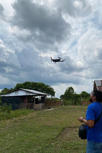 Alquiler de Drone en Iquitos